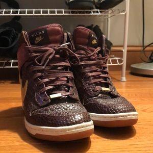 Worn once Barney's exclusive shoe